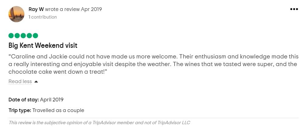Vineyard Review 1