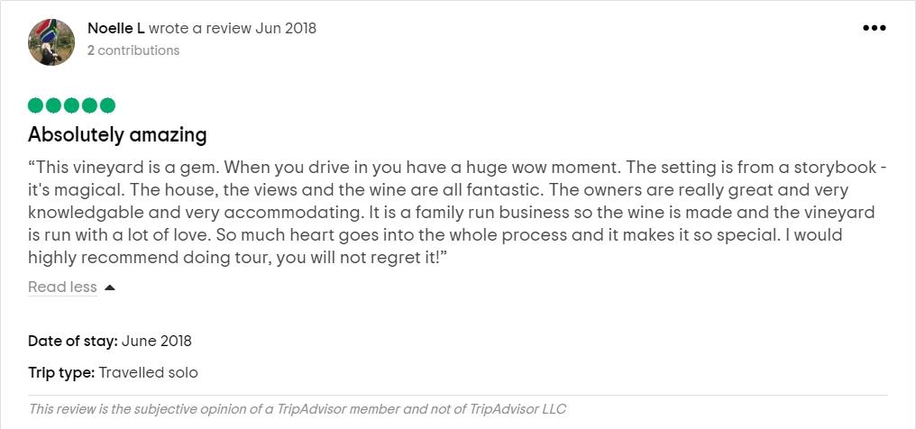 Vineyard Review 4